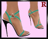 Sandals Biscay Green