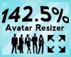 Avatar Scaler 142.5%