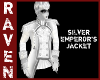 SILVER EMPEROR'S JACKET!