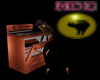 Mod Copper Stove