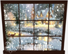 *R* Animated Snow Window
