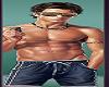 Cool Beach Guy Cutout
