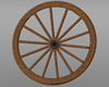 Wagon Wheel Decorative