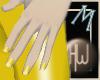 ~HW~ Peridot Nails M