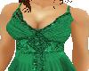 Curvacious Green Sequine