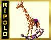 [R] Giraffe Rocker