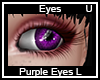 Purple eyes Left