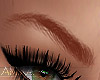 Eyebrows-ginger