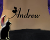 Andrew back tattoo
