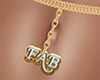 Fab Belly Chain Gold
