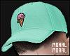 Mint Cool Cap