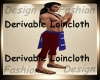 Derivable Nat. Loincloth