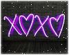 ! Neon XOXO