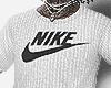 Nike 100% Cotton Shirt W
