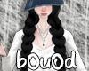 🐻 : Hat Hair 2 Black