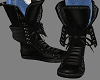 Vegan Black Boots