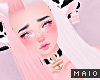 🅜 COW: pinku hair 4