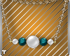 CasualChic Teal Necklace