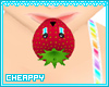 Crying Mouth Strawberry