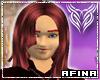 Alex - Crimson Shimmer