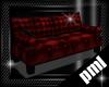 [PLM] laying sofa red