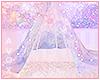 ☾ Pastel Tipi Fort