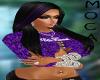 *MS*PurpleSplash~Amber
