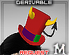Devil Top Hat DRV