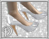 *D*white High Heels
