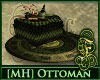 [MH] Ottoman with Tray