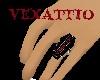 VEXATTIO FAMILY RING M