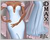 3D Veil Gown v2 BBL