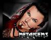 CEM RedBlack Knight Hair