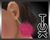[Tok] Noelz Pink Earring