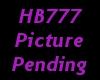 HB777 Morgana Goldenrod