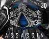 [3D] Assassin Belt X2
