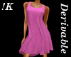 !K! Delure Simple Dress