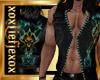 [L] SKULL AquaGold Vest