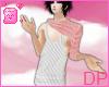 [DP] Tank+Sweater Pink