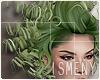 [Is] Beetle Green Hair