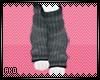 ;A; Dark Tiny Legwarmers