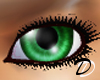 Unisex Lucky Green Eyes