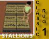 [V]Sizable CLASSIC RUG 1