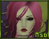 *msb* ponytail PNKr