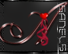 Valentine  Letter A