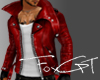 Red Hot Leather Jacket