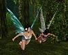 fairy flying
