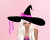 wicked blk witch hat