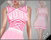 ~AK~ Varsity Uni: Pink