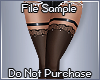 [MT] LaceSocks FileSale